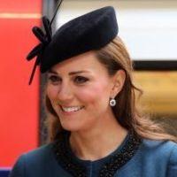 Kate Middleton dans le métro londonien : laissez passer la femme enceinte