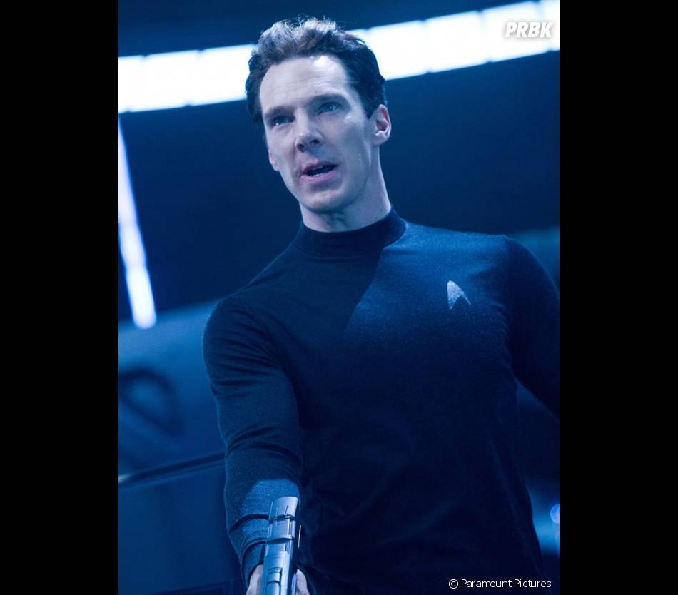 Benedic Cumberbatch sera impressionnant dans Star Trek Into Darkness