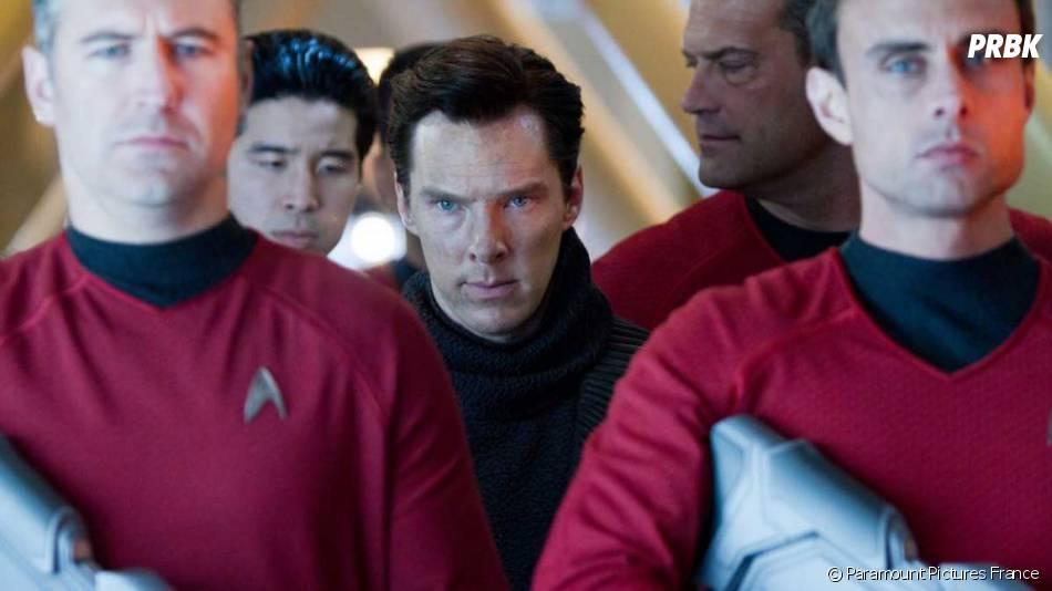 Benedict Cumberbatch va nous faire flipper dans Star Trek Into Darkness