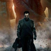 Star Trek Into Darkness : poster dark et menaçant