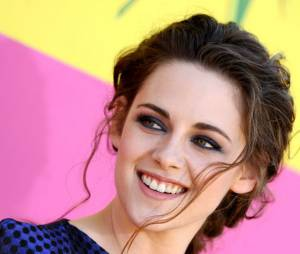 Kristen Stewart de bonne humeur aux KCA 2013
