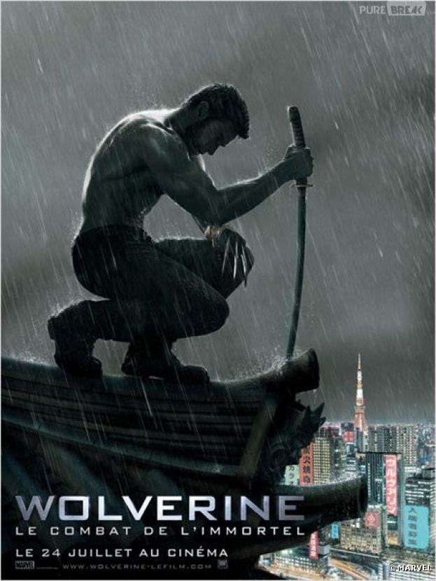 Wolverine dévoile une nouvelle affiche