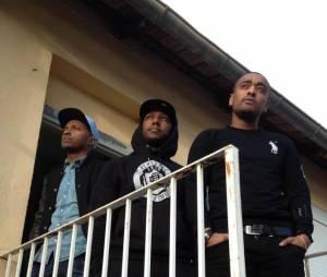 Vincenzo, Soprano et Alonzo, les trois cousins marseillais, ont formé les Psy 4 avec Sya Styles en 1995