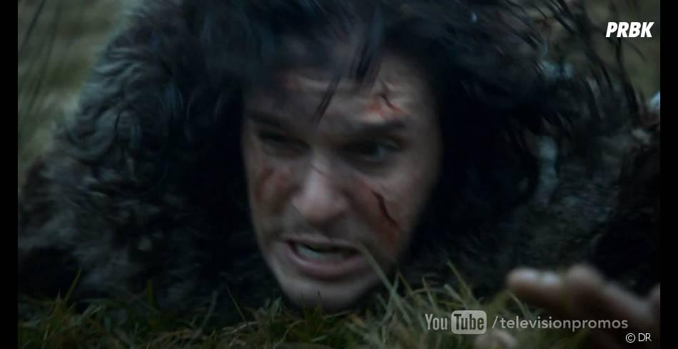 Jon Snow va avoir des problèmes dans Game of Thrones