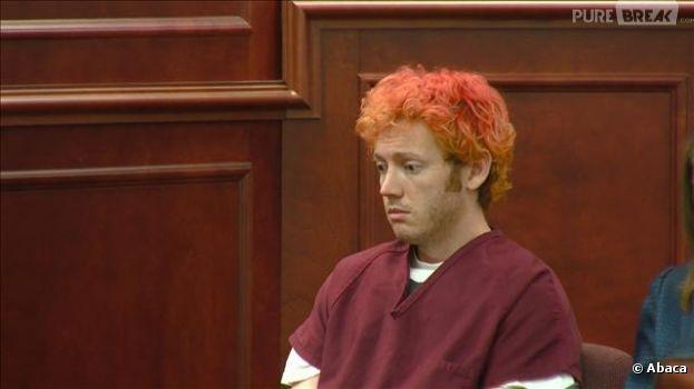 James Holmes, le tueur présumé de la fusillade d'Aurora