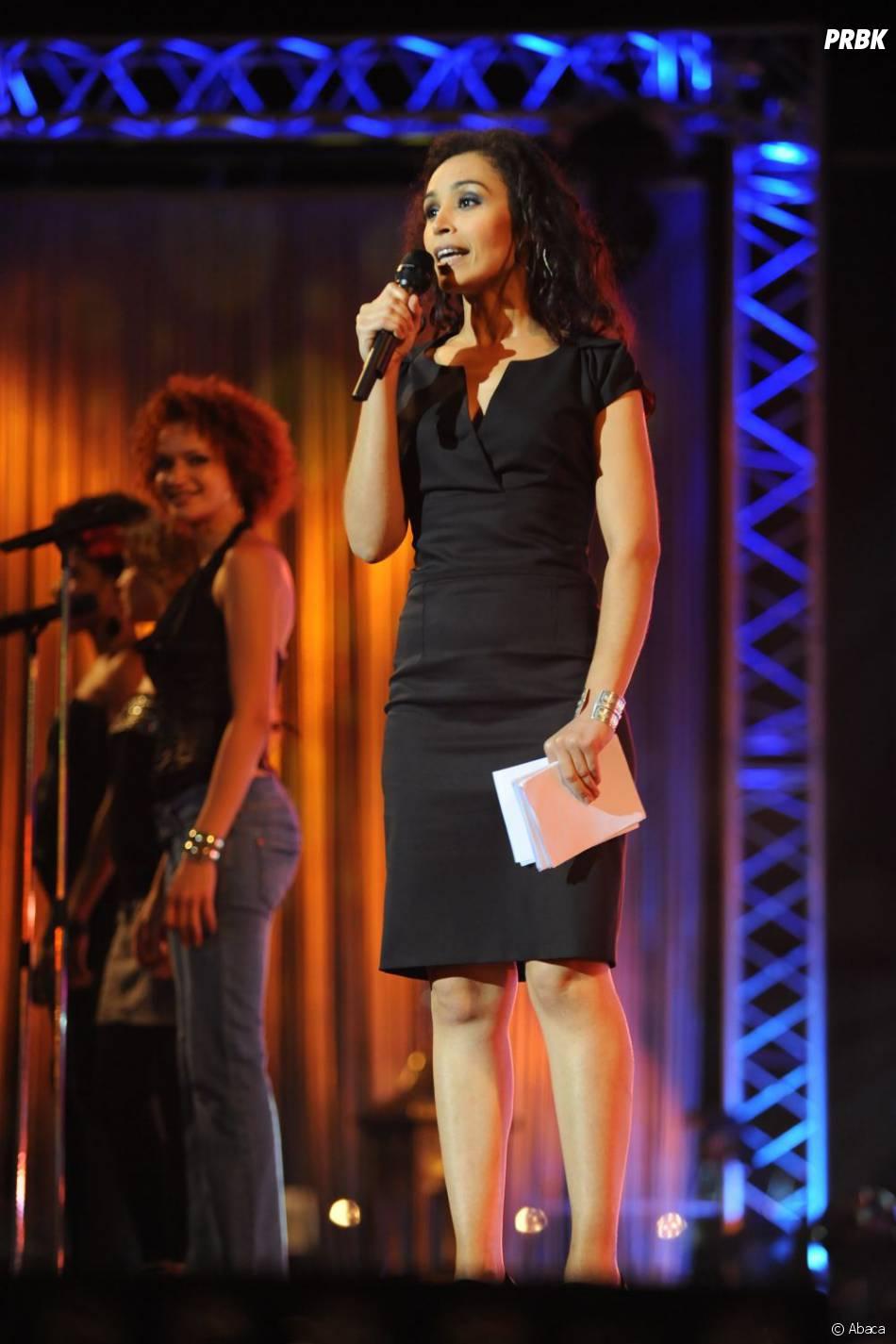 Aïda Thouiri (Grand Public sur France 2), animatrice tv la moins rentable selon le classement de Capital en avril 2013