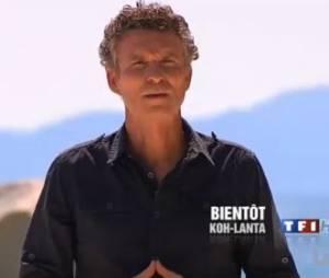 Denis Brogniart n'aurait pas tout de suite réagi au moment du malaise de Gérald Babin dans Koh-Lanta 2013.