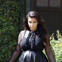 Kim Kardashian enceinte : Et si c'était un fake ? Tentative de buzz ridicule d'un torchon US