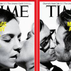 Mariage gay : le Time s'engage en Une