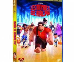 Les Mondes de Ralph sort en DVD et Blu-Ray