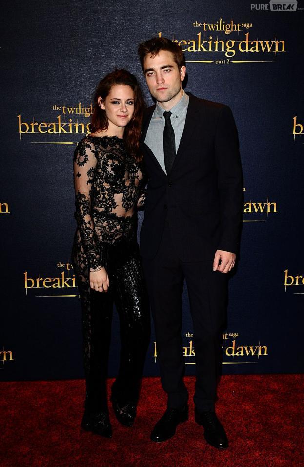 Robert Pattinson n'a pas encore pardonné Kristen Stewart à 100%