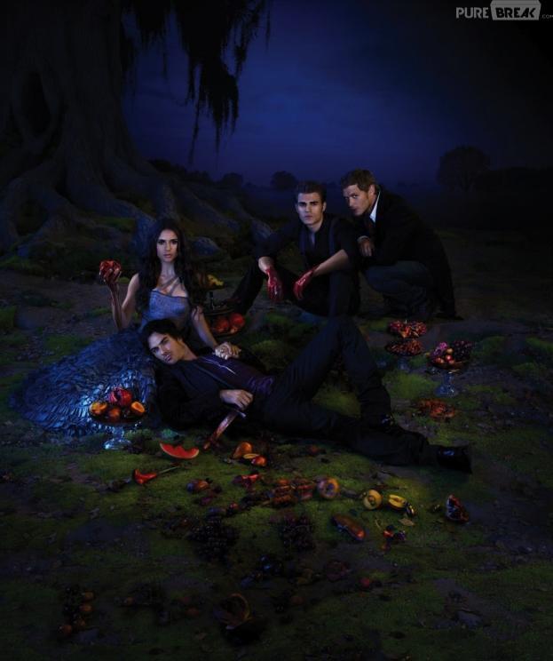 Pluie de révélations sur la fin de la saison 4 de Vampire Diaries