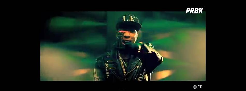 Tyga est transformé en cyborg