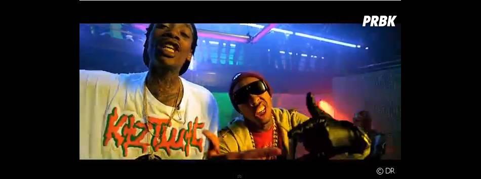 Tyga et Wiz Khalifa sont 100% bad boy