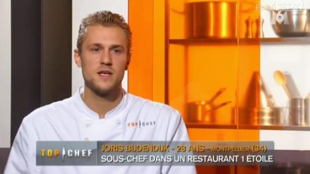 Joris Bijdendijk a définitivemenr quitté les cuisines de Top Chef 2013.