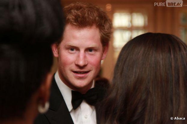 Le Prince Harry a craqué pour une épicière quand il était jeune