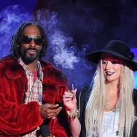 Kesha et Snoop Lion aux MTV Movie Awards 2013 : un joint 100% provoc sur scène