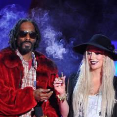 Kesha et Snoop Lion aux MTV Movie Awards 2013 : un joint 100% provoc sur scène
