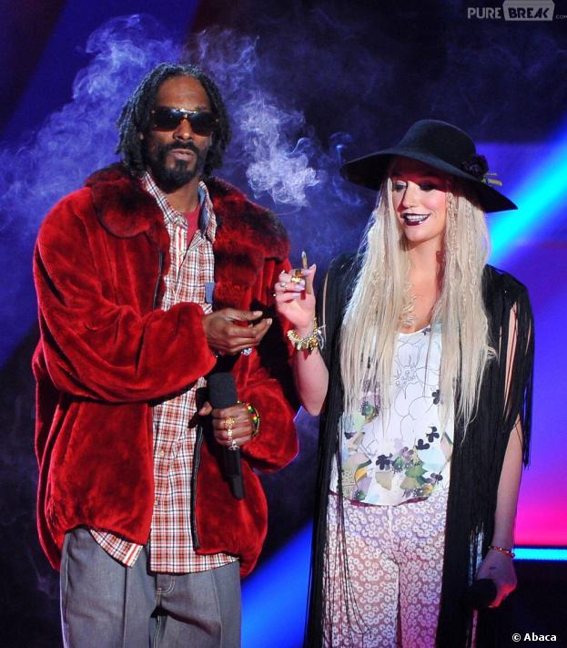 Snoop Lion et Ke$ha, présentateurs enfumés le 14 avril aux MTV Movie Awards 2013