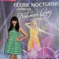Nolwenn Leroy : la fille de l'eau devient Lady Ô pour le Futuroscope