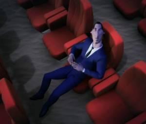 Le Journal du cinéma de Zlatan Ibrahimovic pour Télé-Loisirs