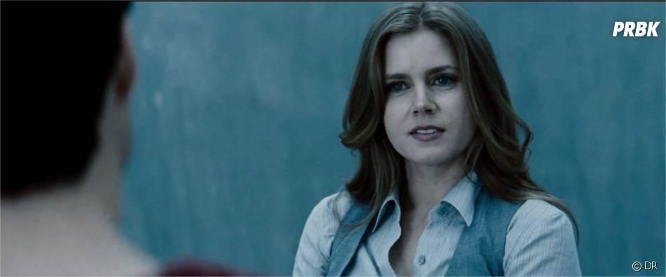 Amy Adams dans la bande-annonce de Man of Steel