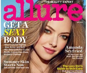 Amanda Seyfried aimerait retrouver son ancienne poitrine