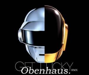 Obenhaus remixe le titre Get Lucky des Daft Punk