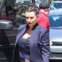 Kim Kardashian enceinte : une grossesse aux poils