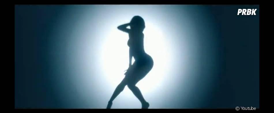 Qui se cache derrière cette silhouette ? Ciara dans son dernier clip, Body Party