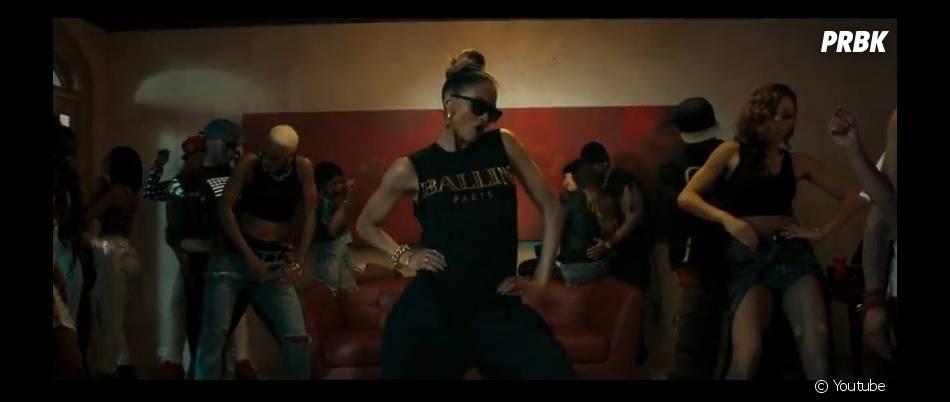 Ciara exhibe ses talents de danseuse exotique