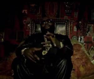 Rick Ross en mode boss dans le clip de I'm a Coke Boy
