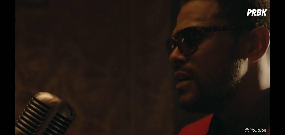 Maxwell en mode crooner dans le clip de Fire We Make