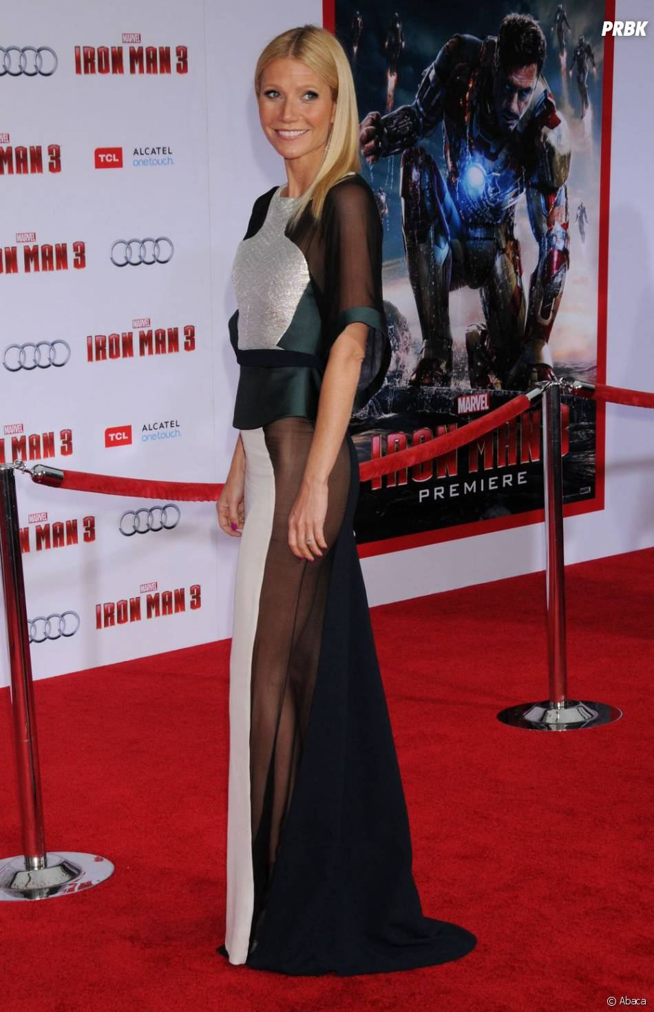 Gwyneth Paltrow veut garder son statut de plus belle femme du monde