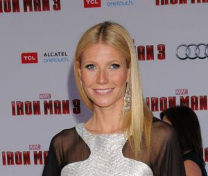 Gwyneth Paltrow, sublime à l'avant-première d'Iron Man 3 à Los Angeles le 24 avril 2013