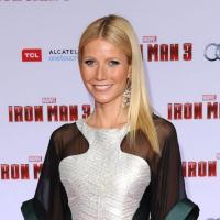 Gwyneth Paltrow : sa robe transparente fait tourner les têtes