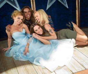 Les Spice Girls tentent leur come-back