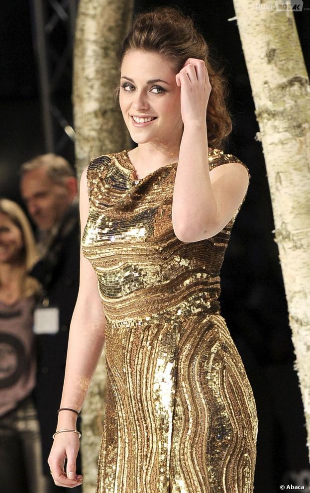 Kristen Stewart désignée femme la mieux habillée au monde