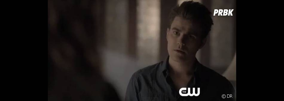 Stefan parle d'une intervention dans The Vampire Diaries
