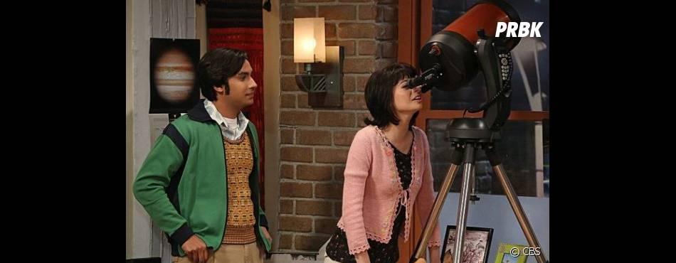 Raj va-t-il faire peur à Lucy dans The Big Bang Theory ?