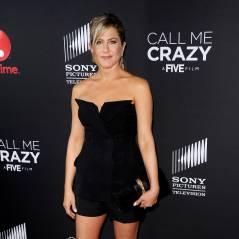 """Jennifer Aniston : """"Mes fesses ont tendance à aller à droite et à gauche"""""""