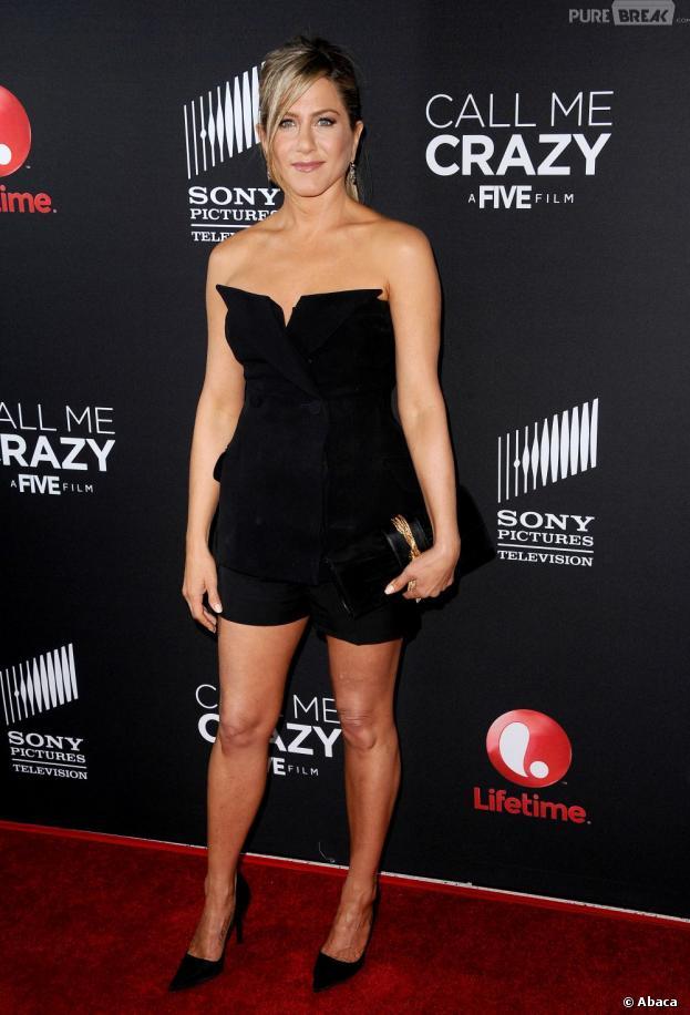 Jennifer Aniston complexée par ses fesses