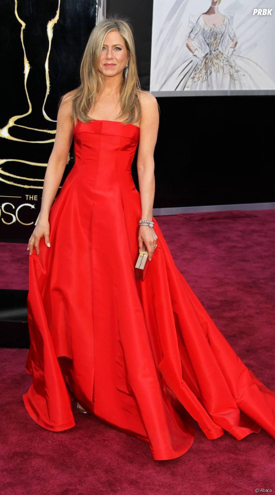 Jennifer Aniston bientôt dénudée dans le film We're The Millers
