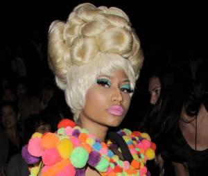 Nicki Minaj est partout en ce moment