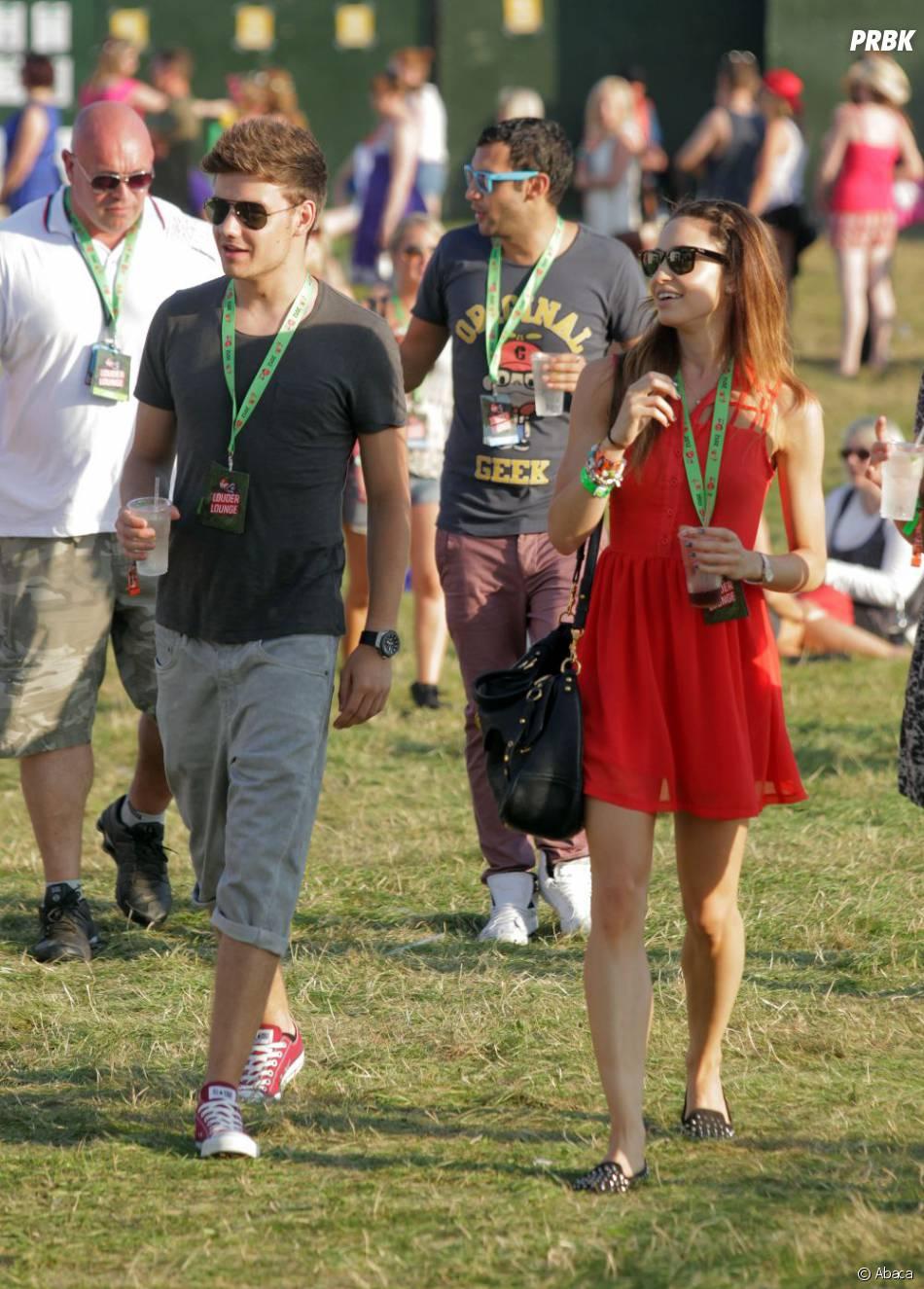 Liam Payne et Danielle Peazer avaient déjà rompu en octobre 2012