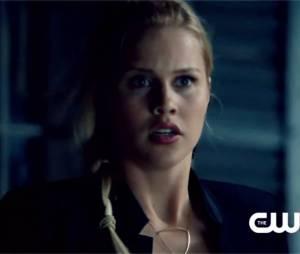 Rebekah pétrifiée dans Vampire Diaries