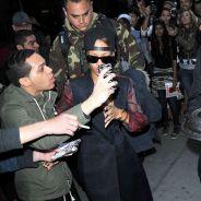 Rihanna victime d'un fan un peu trop collant