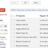 François Hollande : sa (fausse) boîte mail délirante