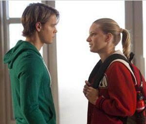 Quel avenir entre Sam et Brittany dans Glee ?
