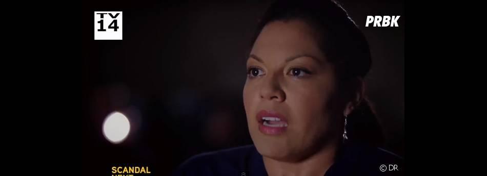 Que va faire Callie dans le final de Grey's Anatomy ?